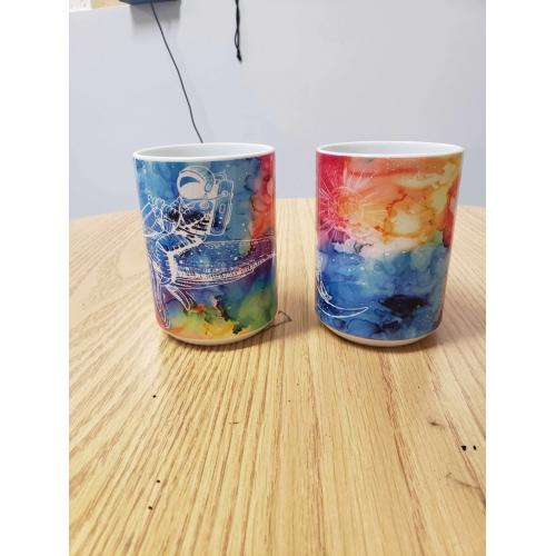 Pair of coffee mugs set 2